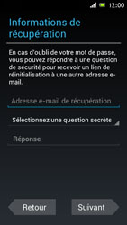 Sony ST26i Xperia J - Applications - Télécharger des applications - Étape 8