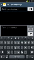 Samsung Galaxy Grand 2 4G - Contact, Appels, SMS/MMS - Envoyer un MMS - Étape 5