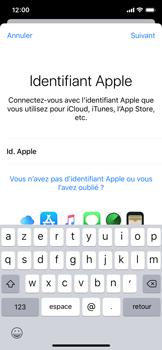 Apple iPhone XS - iOS 13 - Données - créer une sauvegarde avec votre compte - Étape 5