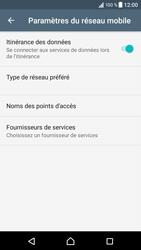 Sony Xperia XZ (F8331) - Android Nougat - Internet - Désactiver du roaming de données - Étape 6