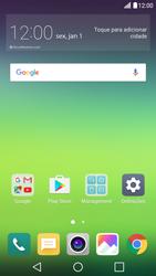 LG G5 - Segurança - Como ativar o código de bloqueio do ecrã -  2