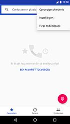 LG Nexus 5X - Android Oreo - Voicemail - Handmatig instellen - Stap 5