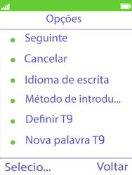 NOS Hakan - Email - Configurar a conta de Email -  16