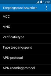 Samsung Galaxy Young2 (SM-G130HN) - Internet - Handmatig instellen - Stap 14
