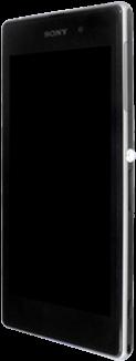 Sony Xpéria Z1 - Premiers pas - Découvrir les touches principales - Étape 8