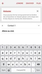 Samsung A510F Galaxy A5 (2016) - E-mail - Envoi d
