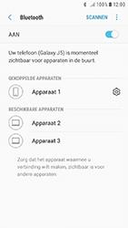 Samsung Galaxy J5 (2017) - Bluetooth - koppelen met ander apparaat - Stap 11