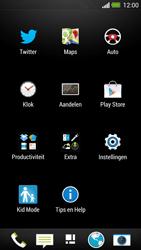 HTC One - Bluetooth - Aanzetten - Stap 2
