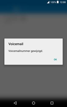 Alcatel Pixi 3 (8) - Voicemail - Handmatig instellen - Stap 11
