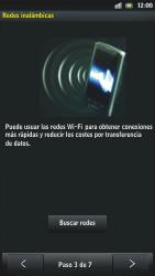 Sony Xperia U - Primeros pasos - Activar el equipo - Paso 6