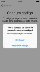 Apple iPhone 5s iOS 9 - Primeiros passos - Como ligar o telemóvel pela primeira vez -  15