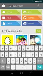 Huawei Ascend G7 - Applications - MyProximus - Étape 4