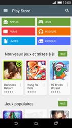 HTC Desire 820 - Applications - Télécharger une application - Étape 4