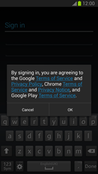 Samsung I9300 Galaxy S III - E-mail - Manual configuration (gmail) - Step 8