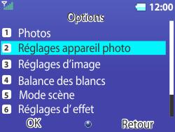 Bouygues Telecom Bc 311 - Photos, vidéos, musique - Prendre une photo - Étape 5