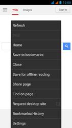 Wiko Stairway - Internet - Internet browsing - Step 7