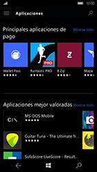Microsoft Lumia 950 - Aplicaciones - Descargar aplicaciones - Paso 8