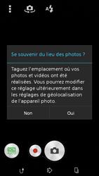 Sony Xperia E4g - Photos, vidéos, musique - Prendre une photo - Étape 4