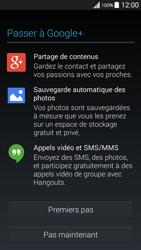 Samsung G530FZ Galaxy Grand Prime - Applications - Créer un compte - Étape 19