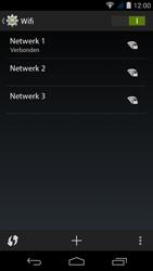Acer Liquid Jade S - Wifi - handmatig instellen - Stap 7