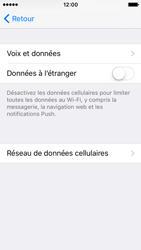 Apple iPhone SE - Internet - configuration manuelle - Étape 7
