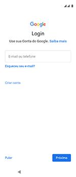 Motorola One Vision - Primeiros passos - Como ativar seu aparelho - Etapa 11