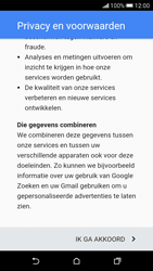 HTC Desire 626 - Applicaties - Account aanmaken - Stap 13