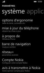 Nokia Lumia 530 - Aller plus loin - Restaurer les paramètres d'usines - Étape 4