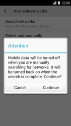 Huawei Ascend Y550 - Network - Usage across the border - Step 5