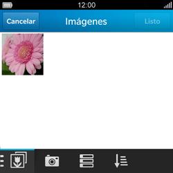 BlackBerry Q5 - E-mail - Escribir y enviar un correo electrónico - Paso 13