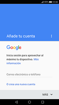 Huawei P10 Plus - E-mail - Configurar Gmail - Paso 8