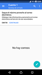 Sony Xperia XA1 - E-mail - Escribir y enviar un correo electrónico - Paso 4