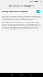 Huawei Nova - Device maintenance - Back up - Stap 10