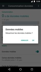 Motorola Moto G5 - Internet - Désactiver les données mobiles - Étape 6