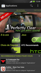 HTC One - Applications - Créer un compte - Étape 24