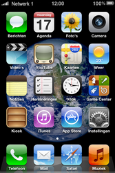 Apple iPhone 3G S met iOS 5 - Buitenland - Bellen, sms en internet - Stap 8