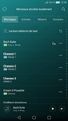 Huawei Nova - Photos, vidéos, musique - Ecouter de la musique - Étape 6