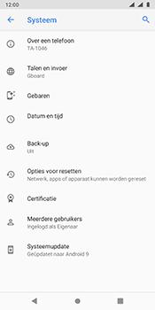 Nokia 7-plus-dual-sim-ta-1046-android-pie - Resetten - Fabrieksinstellingen terugzetten - Stap 6