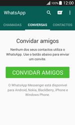 Samsung Galaxy Ace 4 - Aplicações - Como configurar o WhatsApp -  11