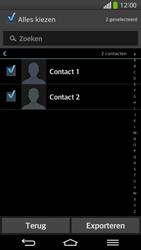 LG D955 G Flex - Contacten en data - Contacten kopiëren van toestel naar SIM - Stap 8