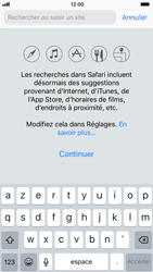 Apple iPhone 6s - iOS 11 - Internet - Navigation sur Internet - Étape 3