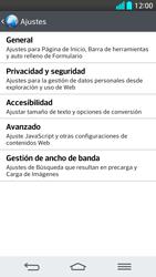 LG G2 - Internet - Configurar Internet - Paso 22