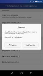 Huawei Y6 - Contactgegevens overzetten - delen via Bluetooth - Stap 9
