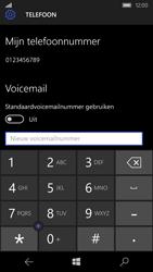 Microsoft Lumia 550 - Voicemail - Handmatig instellen - Stap 9