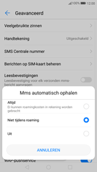 Huawei P10 Lite - MMS - probleem met ontvangen - Stap 8