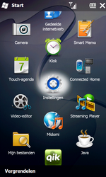 Samsung I8000 Omnia II - Internet - Handmatig instellen WM 6.5 - Stap 3