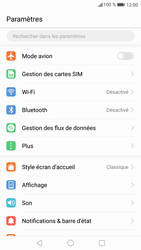 Huawei P9 Lite - Android Nougat - Internet - Configuration manuelle - Étape 3