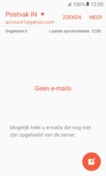 Samsung Galaxy Xcover 3 VE - E-mail - e-mail instellen (yahoo) - Stap 7