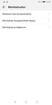 Huawei Mate 10 Pro Android Pie - Appareil - Restauration d