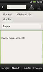 HTC T328e Desire X - E-mail - envoyer un e-mail - Étape 7